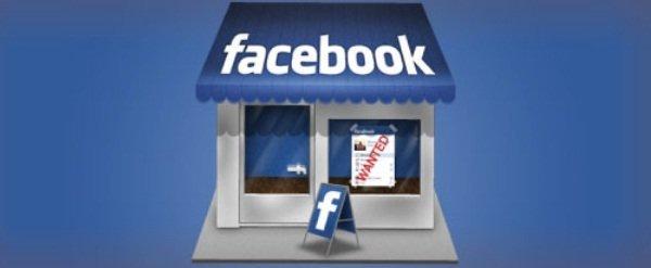 come vendere online con facebook