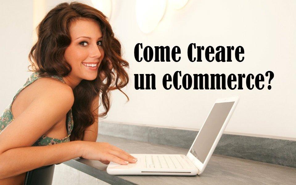 creare un ecommerce ecommerce