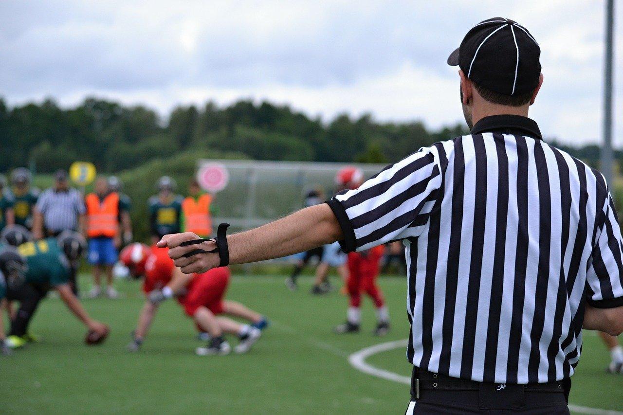 regole - arbitro