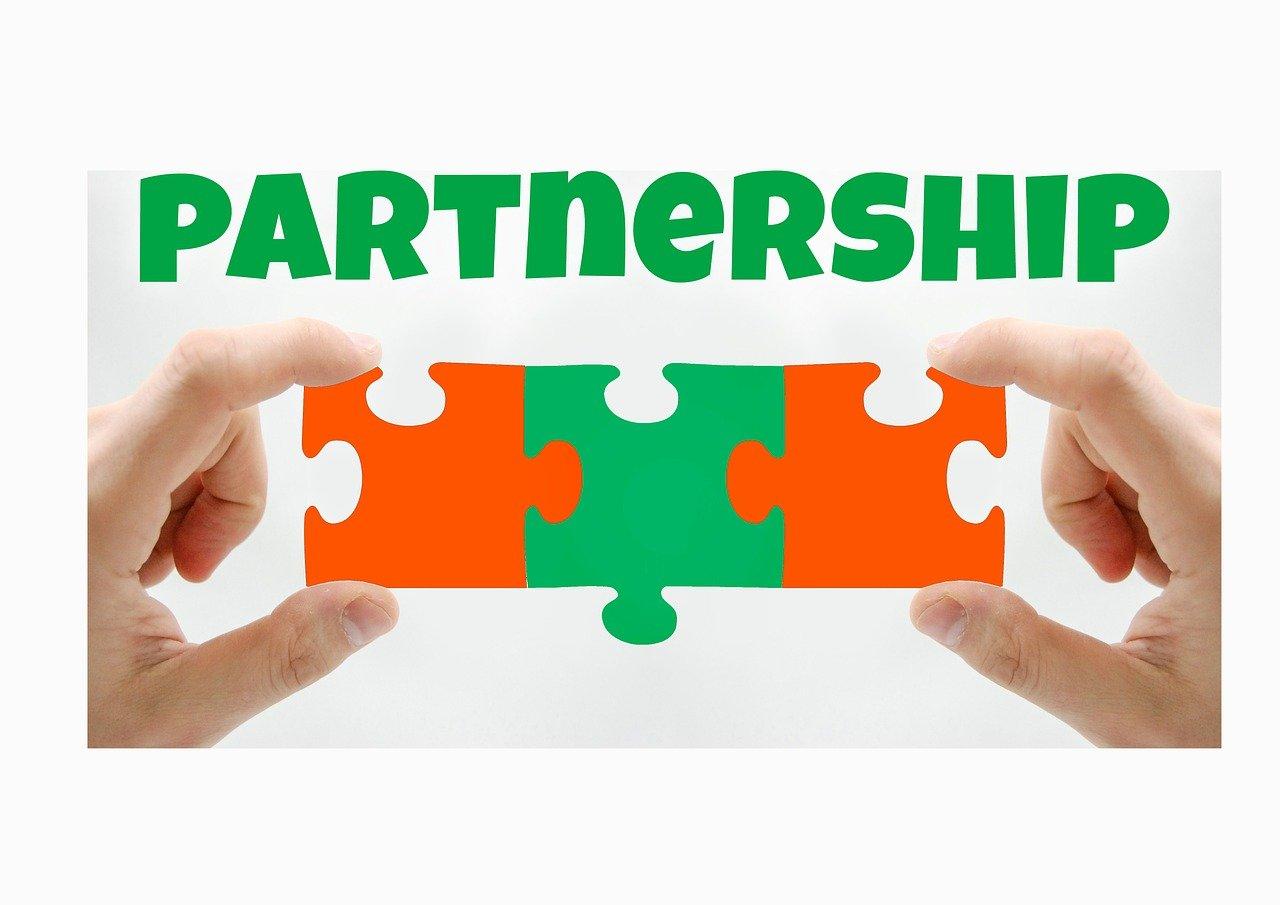 partnership - puzzle