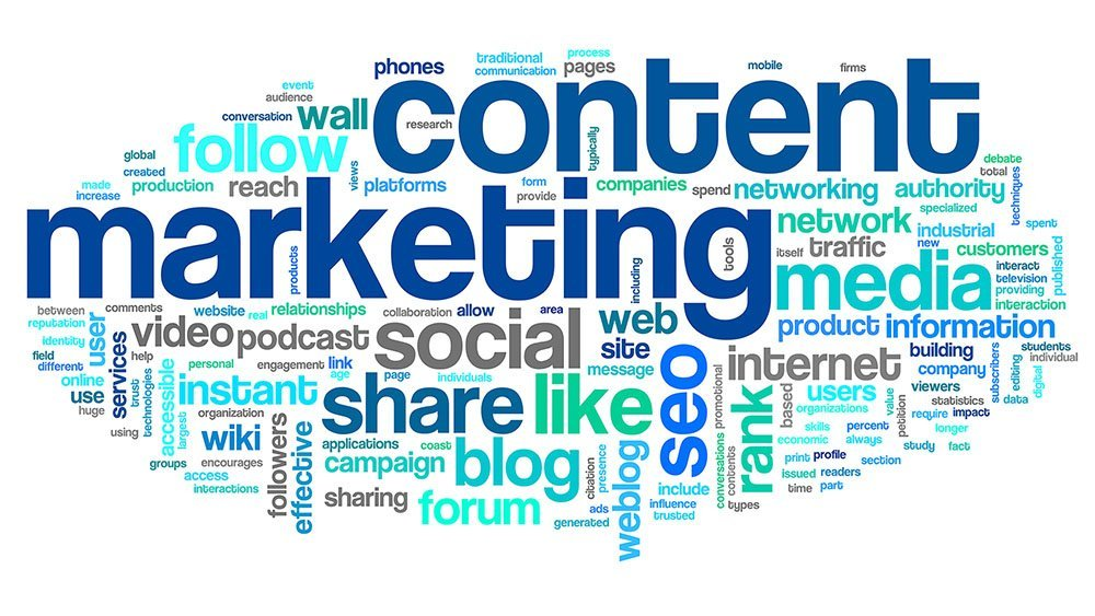 content marketing content