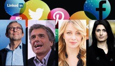 elezioni sindaco roma - web marketing politico