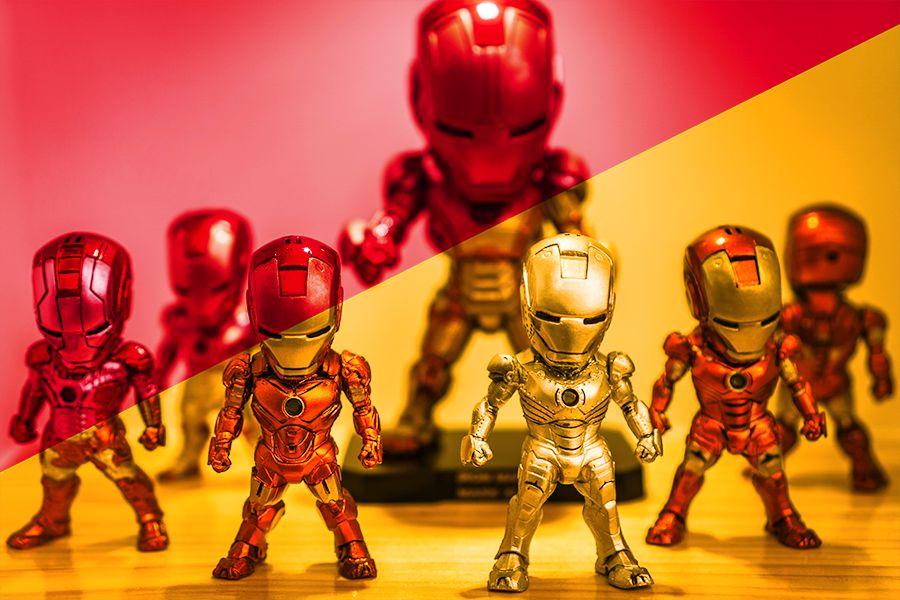 iron man - influencer