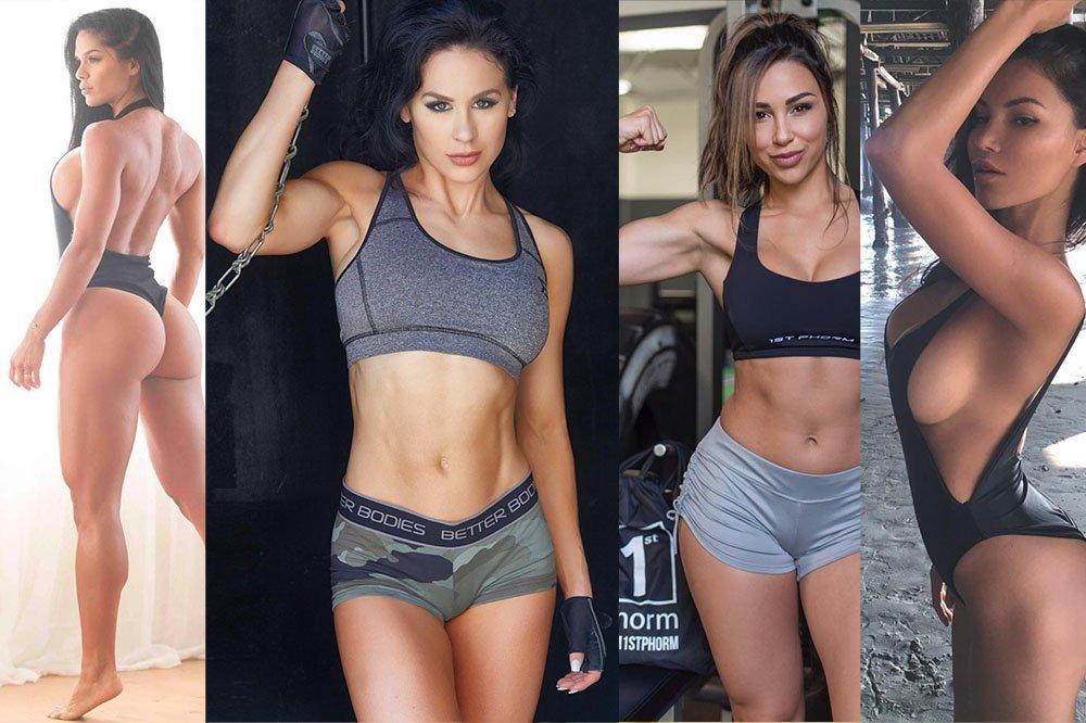 top influencer fitness model instagram