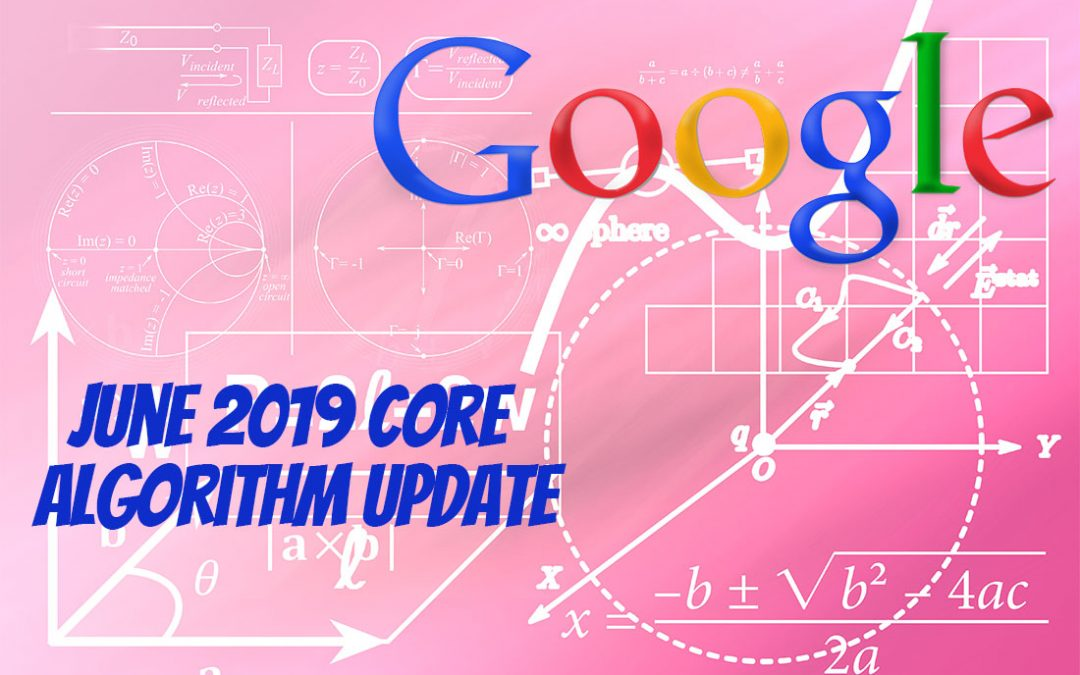 June 2019 Core Algorithm Update