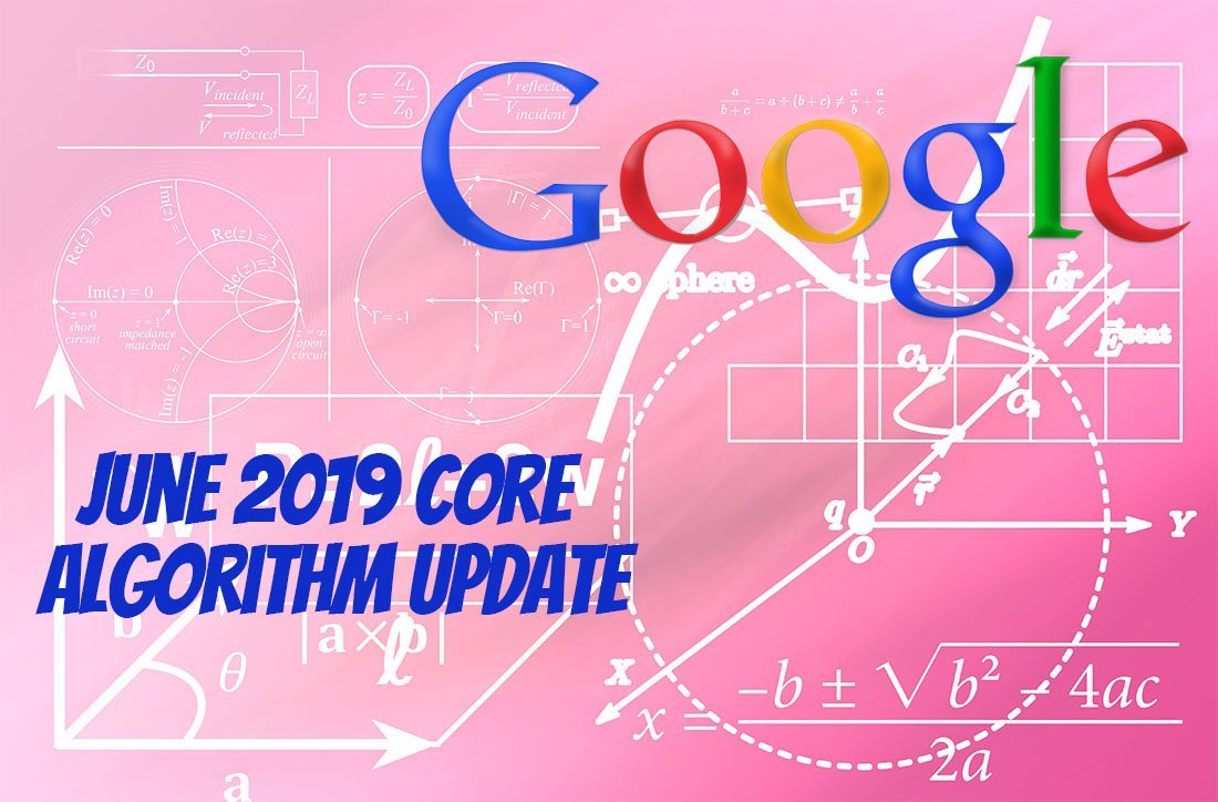 June 2019 Core Algorithm Update