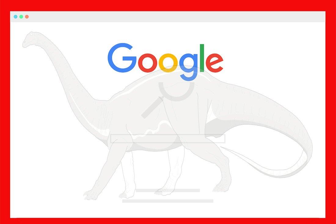 google search dino