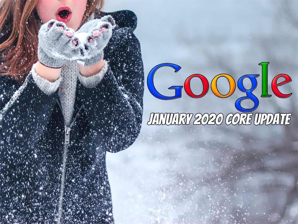 January 2020 Core Update Google
