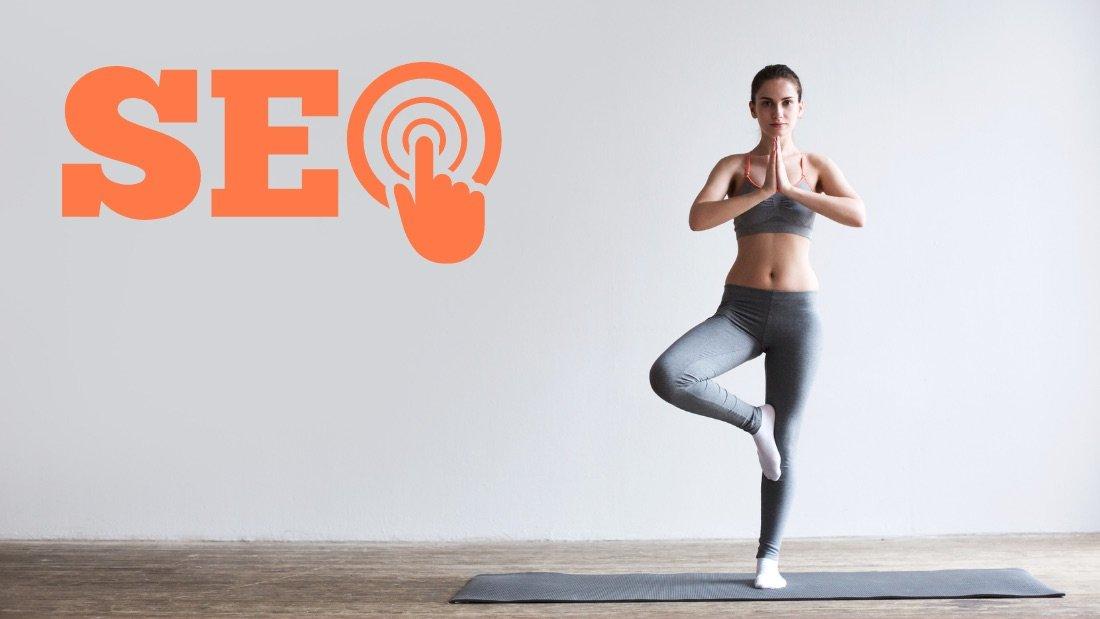 seo per yoga online