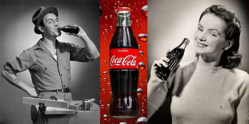 coca cola storytelling